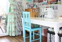 Sewing and Crafting Room