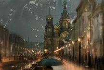 City at Night, City of Light