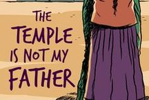 The Temple Is Not My Father / My novella set in India. Available On Amazon, Kobo etc.