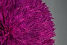 Fierce Fuchsia... / Don't shy away from color...go with your heart, follow your emotions and you can't go wrong!