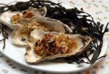 Oysters / Oyster recipes