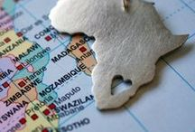 Missions: I left my ❤ in Africa / by Seana Tupper