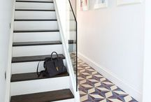 Entrances and Staircases / Entrance and staircase inspiration.