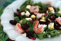 Salads / Recipes for salads of all types