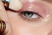 Beauty // Makeup Inspiration / makeup. beauty products. tutorials. pretty faces.