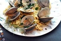 Clam Up! / clam recipes