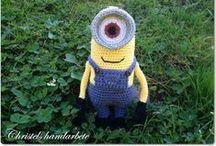 Crochet toys / Virkade leksaker