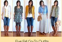 Fall/Winter Style / by Laura