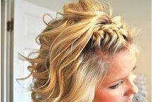 Hair Ideas / by Laura