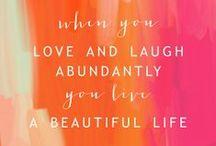 Words of Wisdom / by Danielle Lipsius
