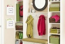 Home: Organization & Cleaning / by Karen Skousen