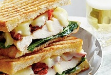 FOOD: Lunch, Sandwiches / by Karen Skousen