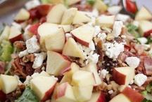 FOOD: Sides, Salads & Dressing / by Karen Skousen