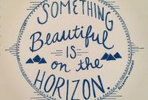 Quotable Tuesday / To add a little inspiration to your week!