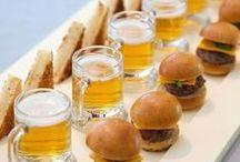 Food Pairings / Eating and drinking together in harmony! #foodpairings #wine #beer #liquor