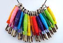 Paper Beads Jewellery