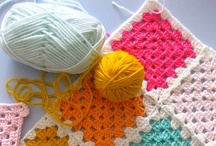 Crochet/Knit/Embroidery / by Ginger Avenali