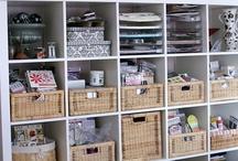 Organizing  / by Linda Crenwelge