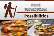 Scrumptious [Food] / #Recipes, #Sandwich, #Dinner, #Seasoning / by C. A. Hutsell