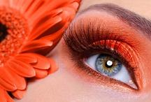 Colors - White, Brown, Orange / by Linda Crenwelge