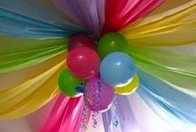 Parties - Adults & Kids (Ideas) / by Linda Crenwelge