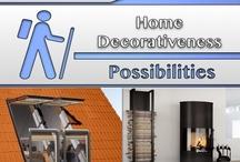 Home [Decorativeness]  / #Design, #Home, #Decor