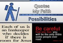 My Faith [Quotes] / #Christian, #Inspirational, #Motivational