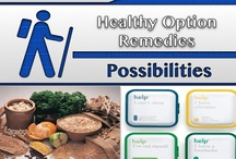 Healthy Options [Remedy] / #Alternative, #Healthy, #Medicine, #Eco / by C. A. Hutsell