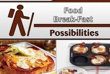 Break-Fast [Food] / #Recipes, #Breakfast