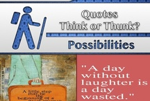 Think or Thunk! [Quotes] / #Inspirational, #Motivational