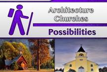 Churches [Architecture]  / #Churches