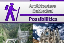 Cathedrals [Architecture] / #Cathedrals / by C. A. Hutsell
