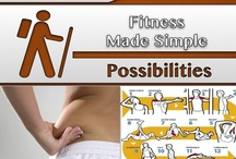 Fitness [Made Simple] / #Exercise  / by C. A. Hutsell