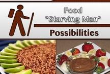 Starving Man [Food] / #Recipes, #Snacks
