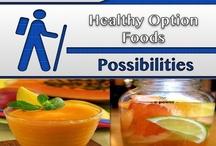 Healthy Options [Foods] / #Recipes, #Healthy_Food, #Holistic