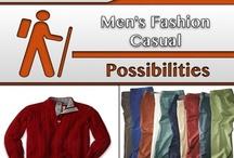 Casual [Fashion] / #Men's_Casual, #Men's_Clothes