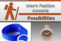 Accents [Fashion] / #Men's_Accessories, #Men's_Clothes