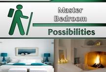 Master Bedroom [Design] / #Bedroom, #Home, #Decor