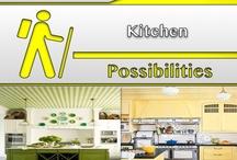 Kitchen [Design] / #Kitchen, #Home, #Decor