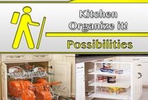 Kitchen [Organize It!]  / #Kitchen, #Organize, #Decor