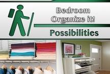 Bedroom [Organize It!]  / #Bedroom, #Organize, #Decor