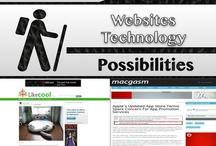 Tech [Websites] / #Technology, #iMac, #PC, #Computer, #Apple