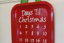 Advent Calendar / Calendario Avvento / by C'e' Crisi! by Alex Bonetto