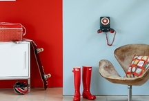 Colours for the home / by Laura Burch