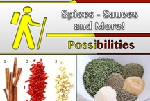 Spices & Sauces & Spreads