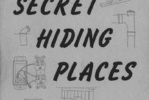 Secret pleases / God zy met ons