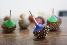 Hanukkah Crafts, Decor and Treats