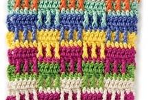 Crochet Stitches/Tips