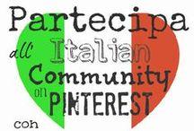 Italian Crafty Community on Pinterest / Qui raccogliamo progetti creativi e post italiani. Per partecipare: 1. Aggiungi il tuo profilo Pinterest qui {http://cecrisicecrisi.blogspot.it/p/crafty-community-su-pinterest.html}. 2. Segui  il mio profilo o una mia board su Pinterest { www.pinterest.com/topogina/}. 3. Accetta il mio invito alla board {ti arriva da Pinterest o per email} 4. Aggiungi i tuoi Pin alla board {quanti vuoi} e Mantieni la board attiva.