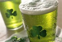 St Patty's Day / Here are some great ideas for #parties, #cocktails and more!